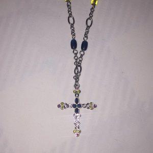 Lia Sophia Faithful Necklace